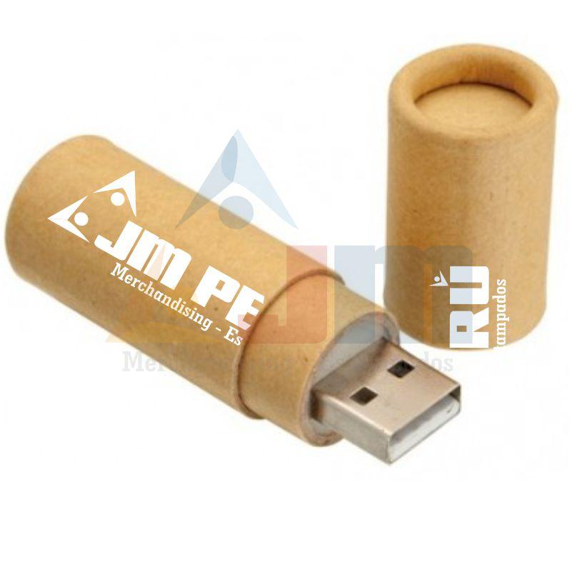 MEMORIA USB ECOLÓGICO 8GB